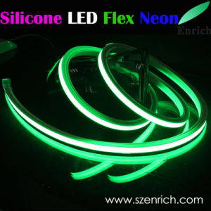 DC 24V Silicone Neon Flex Light with IP68 Waterproof pictures & photos