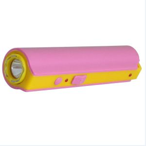 Firm ABS Material Self-Defense LED Police Torch pictures & photos