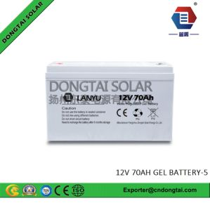 12V 70 Ah/10hr UPS Use Solar Battery Long Service pictures & photos
