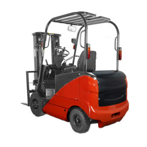 1.5ton High Stability Electric Forklift Truck Price (CPD15FJ) pictures & photos