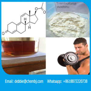 Injection Steroid 100mg/Ml Trenbolone Acetate CAS 10161-34-9 for Muscle Building pictures & photos