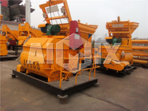 Small Concrete Mixer Suitable for Mini Concrete Batching Plant pictures & photos