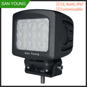 90W CREE LED Work Lamp for Offroad Vehicles Tractors Trucks pictures & photos