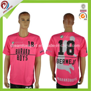 New Custom Digital Full Sublimated Men T-Shirt Design pictures & photos