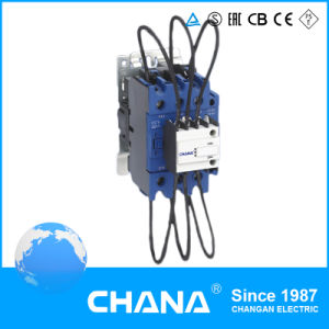 2no 1nc AC Coil 80A 3phase Switching Contactor pictures & photos