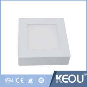 Waterproof 120X120mm 6W/7W Surface Mounted LED Ceiling Light pictures & photos