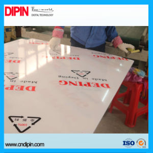 Transparent Clear PS Polystyrene Sheet pictures & photos