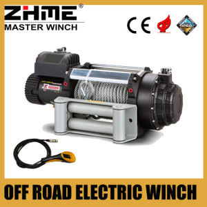 Heavy Duty 16000lbs 12V off Road Engine Winch pictures & photos