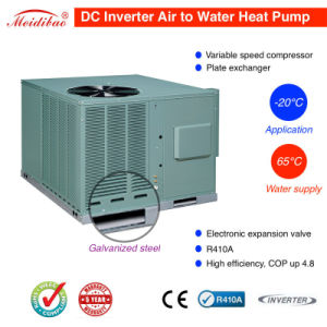 18kw DC Inverter Air to Water Heat Pump (Variable speed) pictures & photos