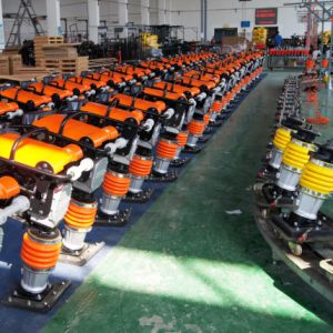 Soil Compaction Tamping Rammer with Strong Quality pictures & photos