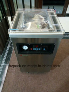 Single- Chamber Vacuum Packaging Machine Sealing Machinery pictures & photos