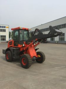 China Factory Oj-16 1.6ton Farm Loader/Mini Wheel Loader pictures & photos