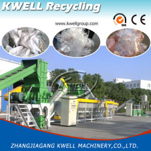 Good Price PE PP Film Bag Recycling Washing Machine pictures & photos