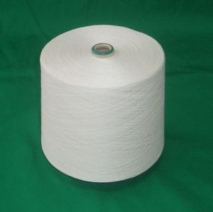 Hot Sell Blended Yarn Ne 36/1 85%Viscose 15%Linen Yarn pictures & photos