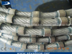 Diamond Wire Saw for Marble and Granite Wire Saw Manufacturer pictures & photos