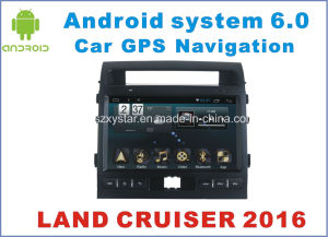 New Ui Android 6.0 Car Player for Land Cruiser with Navigation pictures & photos