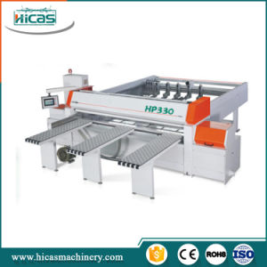 Safety Speed Wood Cutting CNC Beam Panel Saw Machine pictures & photos