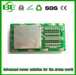 7s 1860 Li-ion BMS Protection Circuit Board for 25.9V Battery Pack for Electric Bicycle UPS pictures & photos