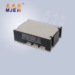 Three Phase Solid-State Relay Module DC Control AC (GJH3-40DA) SSR pictures & photos