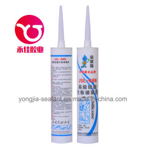 Acetic Big Glass Adhesive/Silicone Sealant (JSL-688) pictures & photos