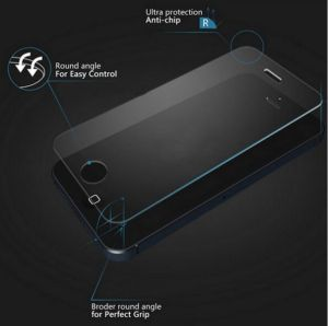 Mobile Phone Anti-Scratch Protector Film Tempered Glass for iPhone 5/5c/5s pictures & photos