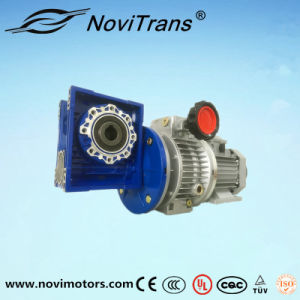 3kw AC Synchronous Motor with Speed Governor and Decelerator (YFM-100B/GD) pictures & photos
