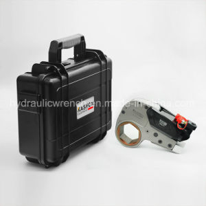 China Low Profile Hollow Hex Cassette Hydraulic Torque Wrench pictures & photos