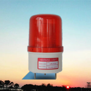 Industrial LED Rotary Warning Light (LTE-5104) pictures & photos