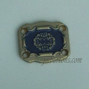 Custom Types Different Metal Labels for Bags pictures & photos