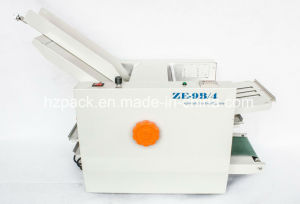 Ze-9b/4 Automatic Folding Machine for Paper, Specification From China pictures & photos