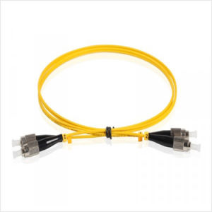 LC Upc-FC/ Upc mm Om1 Dx Fiber Optic Patch Cord pictures & photos