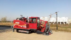 40 Tons Forward Horizontal Directional Drilling Machine pictures & photos