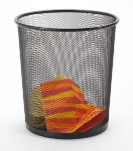 Office Organization Supplies/ Metal Home Organization Waste Bin pictures & photos