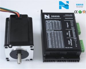 DC High Precision Stepper Motor with Driver pictures & photos