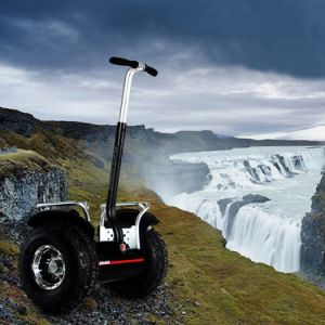 Ce Approved 19 Inch Self Balanced Intelligent Vehicle Golf Car pictures & photos