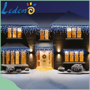 LED Festival String Light Decoration Icicle Lights pictures & photos