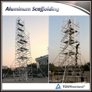 Aluminium Scaffold Tower Construction Scaffolding pictures & photos