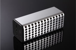 2.0 Channels Aluminum Portable Bluetooth Speaker with TF Slot pictures & photos
