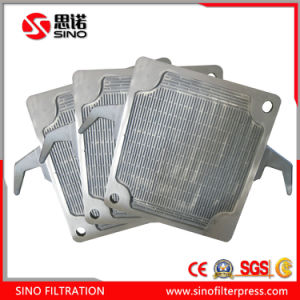 High Temperature Cast Iron Steel Filter Press Plate Plate pictures & photos