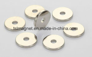 High Performance Sintered Ring NdFeB Magnets pictures & photos