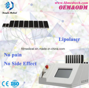 Medical Ce Approved Portable 650nm Lipolaser Fast Slimming Machine pictures & photos