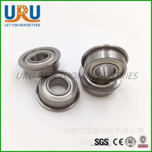 Precision Miniature Flanged Ball Bearing (F6700 F6700ZZ F6700-2RS) pictures & photos