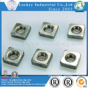 Stainless Steel Square Nut Passivated pictures & photos