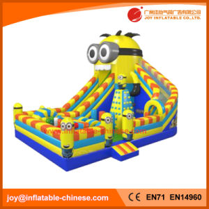 Inflatable Amusement Park Bouncer for Kids Toy (T6-311) pictures & photos