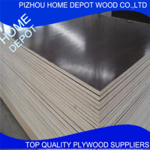 Factory Direct Film Faced Plywood for Construstion pictures & photos