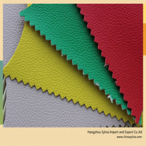 High - Quality Microfiber Leather for Shoe Upper pictures & photos