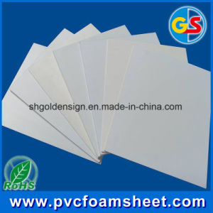 High Quality Hard and Strong PVC Celuka Sheet with High Density pictures & photos