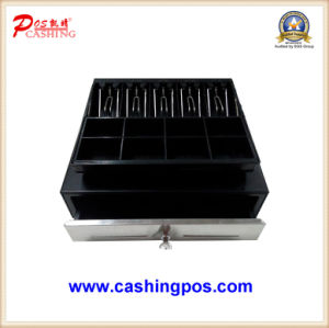 Money Cash Drawer with High Impact ABS Plastic Cash Tray