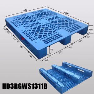 1300X1100 Large 4 Way Mesh Deck Racking Pallet Price pictures & photos