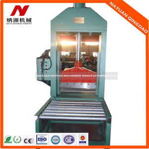 Hydraulic Rubber Bale Cutter (Rubber Cutting Machine) pictures & photos